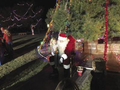 Revealing the Christmas list