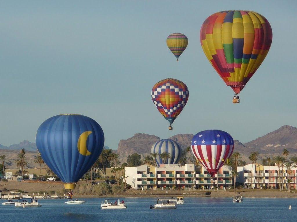 Havasu Balloon Festival Returning To Island In 2017
