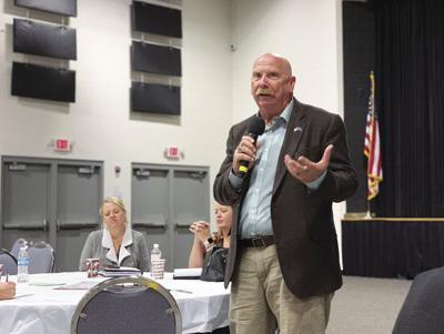Vice Mayor David Lane