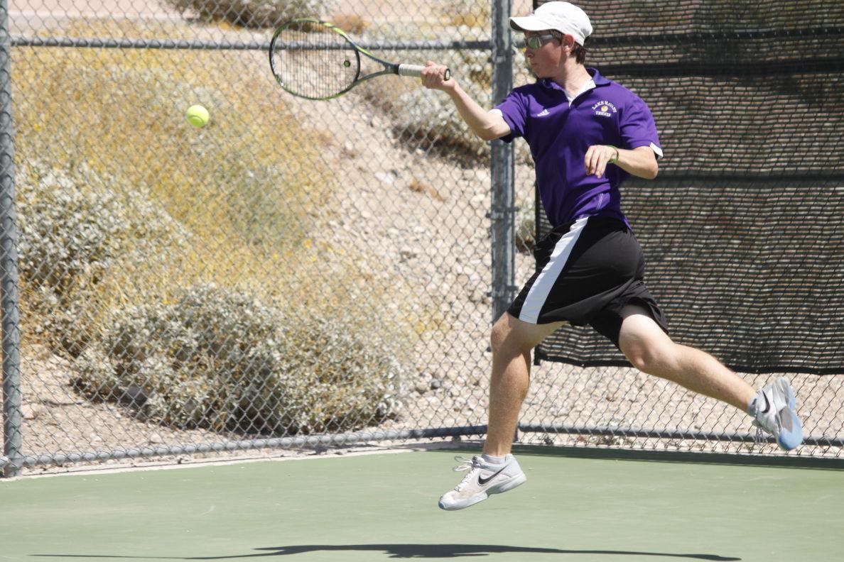 Photos: Lake Havasu Knights tennis vs. Yuma Criminals ...