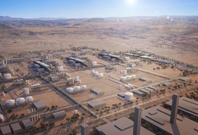 Nacero's Kingman plant proposal
