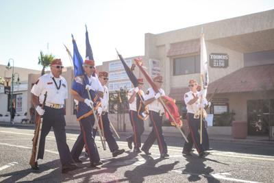 Veterans Day Parade: A big thank you for your service