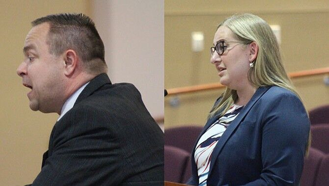 Ducey's staff interviews county judge candidates