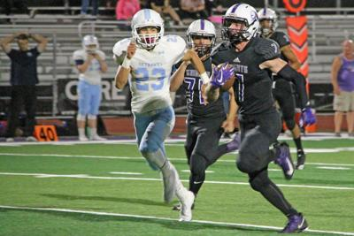 Knights Football Rallies Past Deer Valley Local Sports News