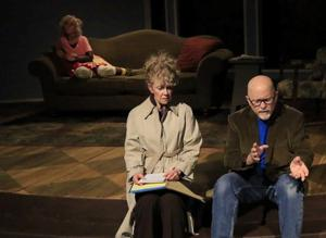 'Sylvia' Opens to a full house for Playhouse 2000