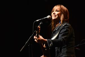 <p>Recognized for her country music success in the 80s and 90s, singer/songwriter Suzy Bogguss will also perform jazz, swing, and folk with her trio on Saturday, July 14, 7:30 p.m., at the Cailloux Theater.</p>
