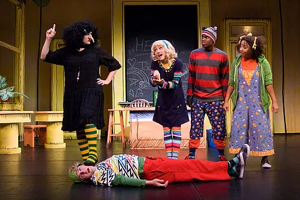Dallas Children's Theater troupe to perform Friday