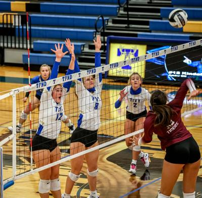 Champion downs Tivy for final district playoff seed