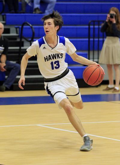 Hawks take 60-41 win over Burnet