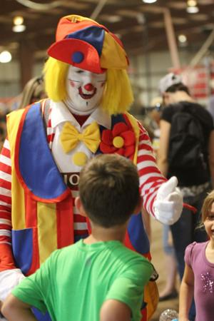 Shrine Circus to perform in Kerr Nov. 6