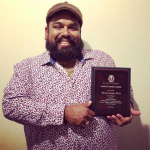 SU honors four faculty award-winners
