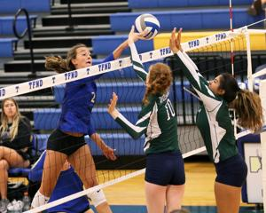 Lady Antlers take second place in TFND tourney