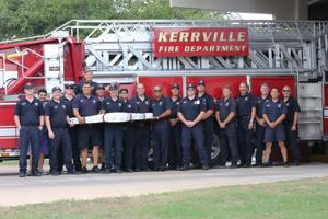Kerrville firefighters to lead 'Tower Climb' during 9/11 tribute