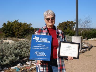 Seifert named HCMG 'Volunteer of the Year'