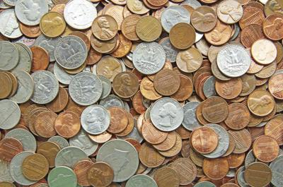 Coin shortage reflects larger national trend