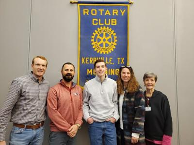 Ragsdale attends Rotary RYLA conference
