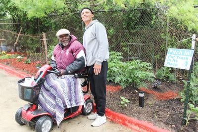 Multi-generational veterans team up