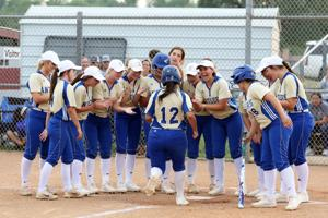 Lady Antlers take Game 1 from Uvalde