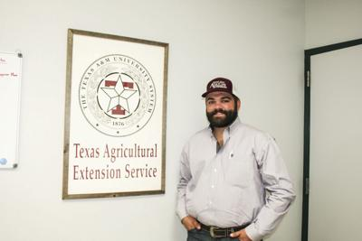 New AgriLife  county agent has  Hill Country roots