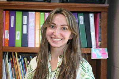 Teacher Feature: Skye Farhoudi