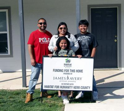 Habitat celebrates completion of 115th house