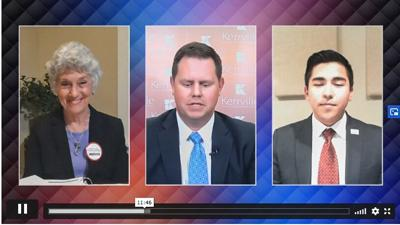 Summerlin confronts Garcia on 'attack ad' during forum