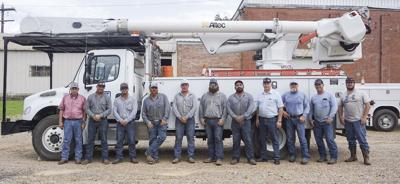 KPUB crews assist hurricane areas