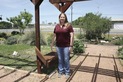 Jennifer Smith is the Kerr County 4-H agent