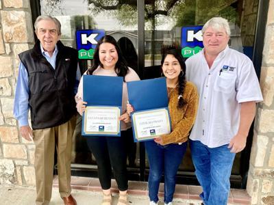 KPUBawards $6K scholarships to Tivy's Prado, Rendon