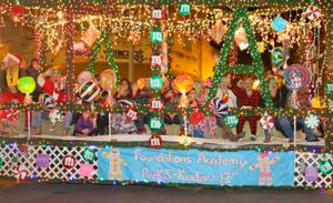 City announces parade float winners