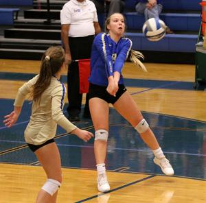 Lady Antlers continue streak, hand Champion first district loss