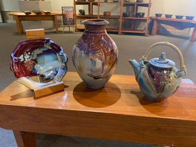 'Pottery Please' exhibit opens at HCAF