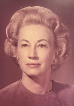 Mary B Hartman