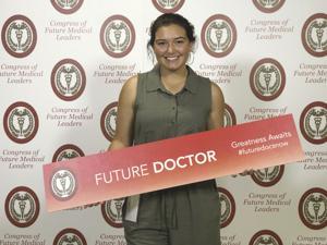 Preparing for a future in medical field