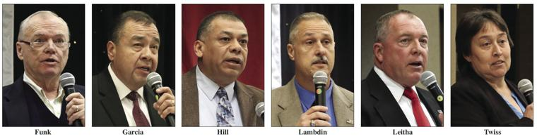 Kerr County Sheriff candidate forum - Candidate responses Part 3