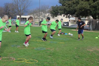 NDS students learn fitness  for life in day-long event