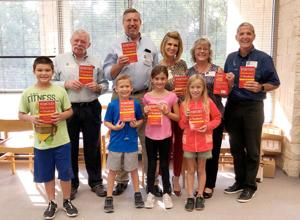 Kerrville Morning Rotary Club donates, distributes dictionaries
