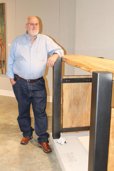 Local furnituremaker part of KACC show