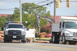 City offers quick response to water main break