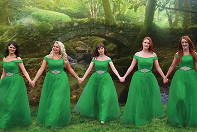 Keen, 'Celtic Angels' to highlight March at Cailloux