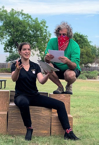 'Shakespeare in the Park' set for July 3-4