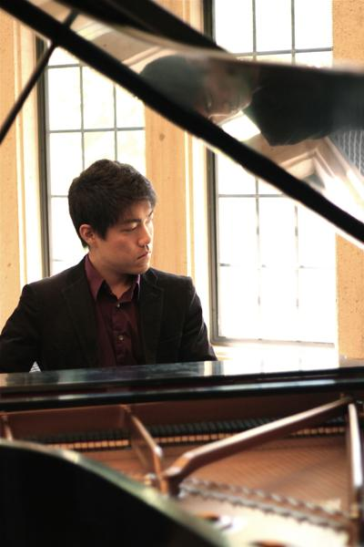 Ryo Yanagitani performs Chopin at next Symphony of the Hills concert