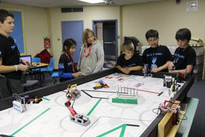 Robotic class for kids set for Saturday