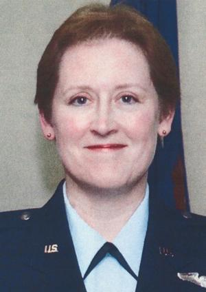 Lt. Col Phyllis Ann Hamilton nee Williams, Ret.