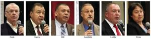 Kerr County Sheriff candidate forum - Candidate responses