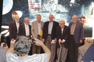'Apollo 11' program wows capacity crowd