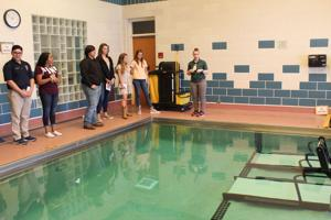 THS Health Science students learn from ACC professionals
