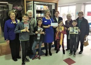 DAR supports literacy at Ingram Elementary