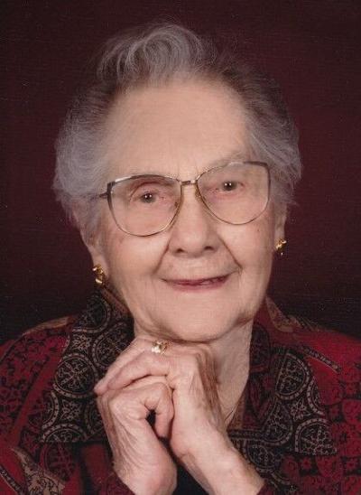 Adele Margaret Anna Strackbein Wendel