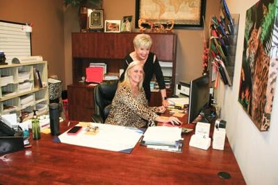 Margie Jetton says she's stepping away from her office